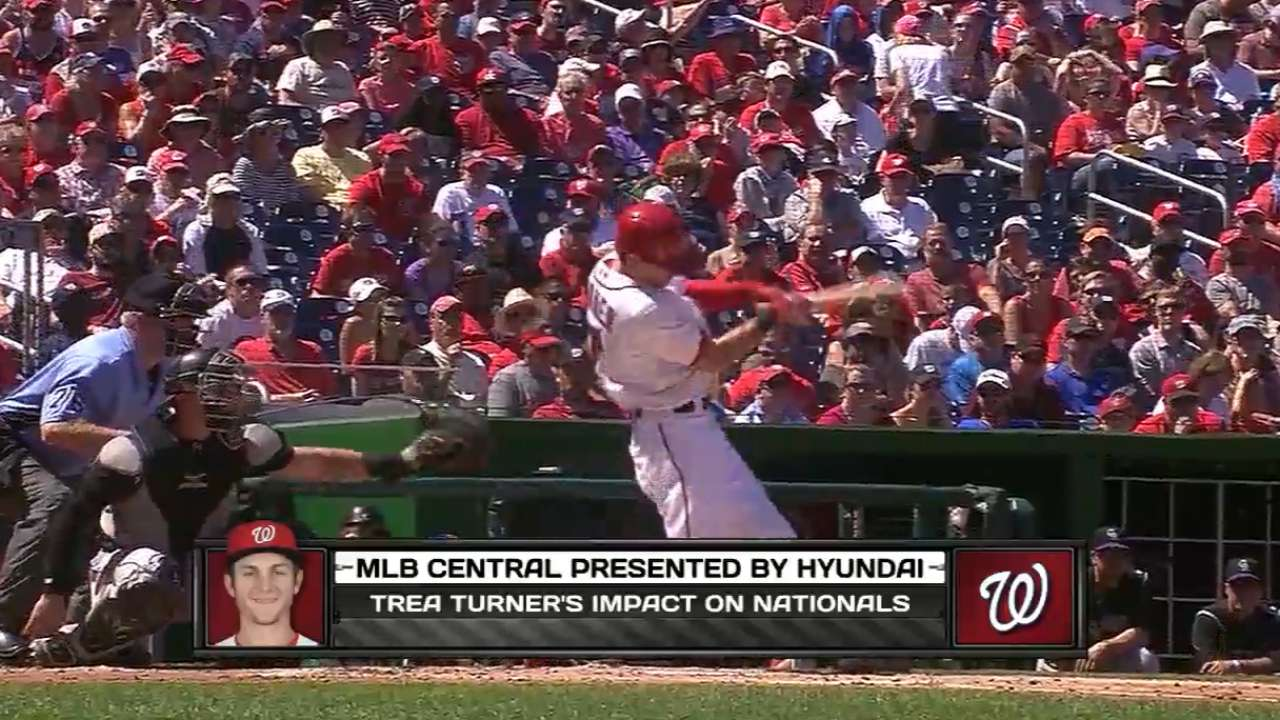 Nats, Rangers eye division titles on MLB.TV