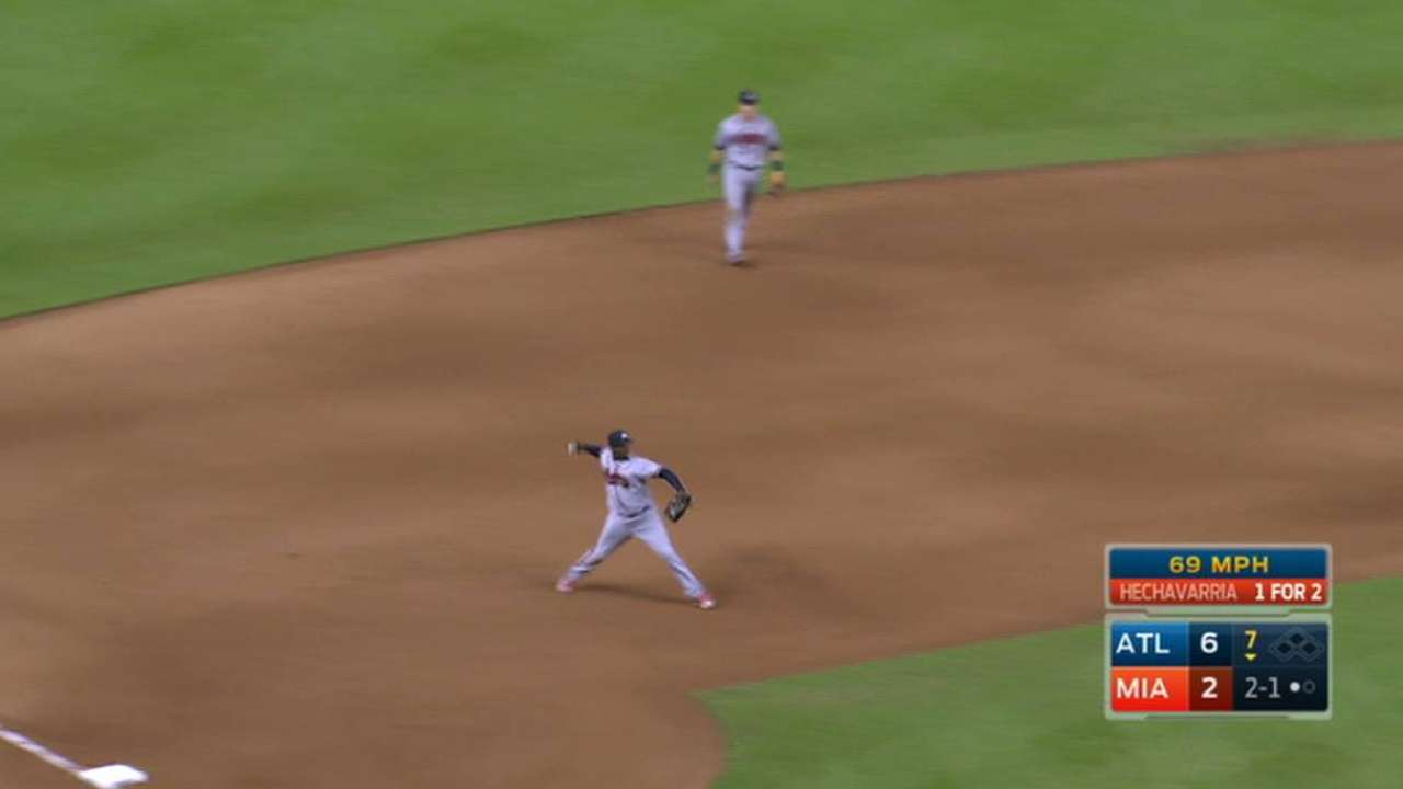 Garcia's great play in the 7th