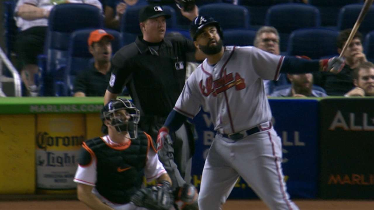 Kemp's 3rd multi-HR game of year helps Braves surge