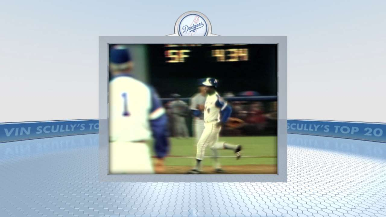Vin Scully Top 20: #3 HR 715