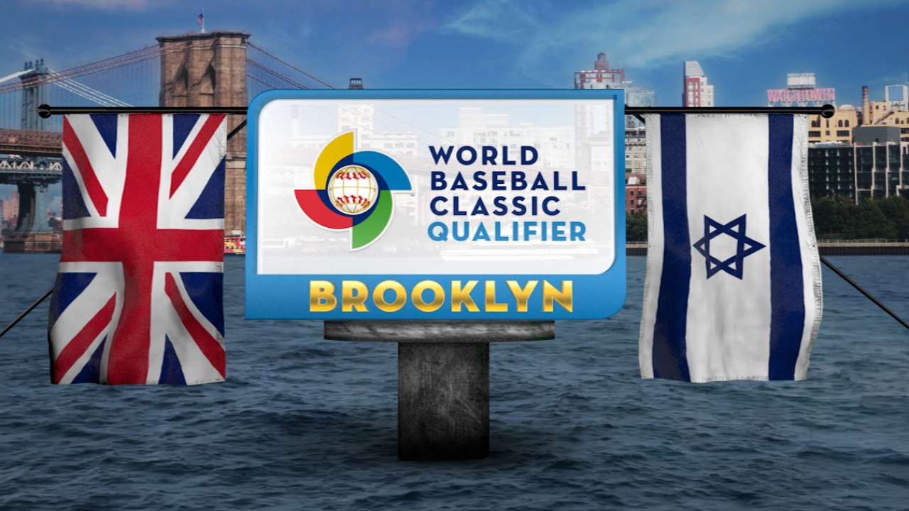 Israel rallies past Great Britain with 4-run 7th