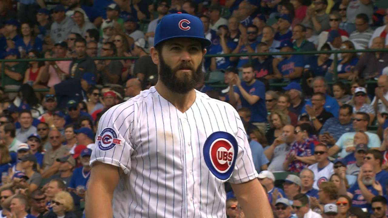 Arrieta's 10 K's in 10 seconds