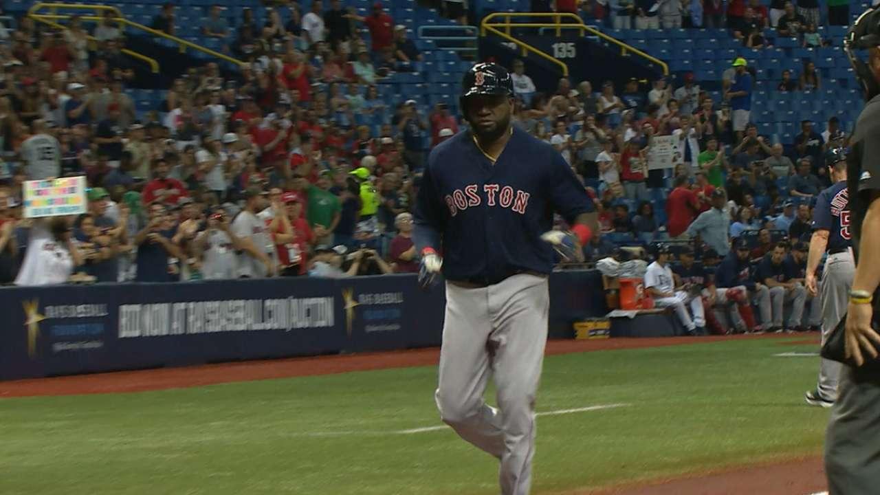 Papi's two-run home run