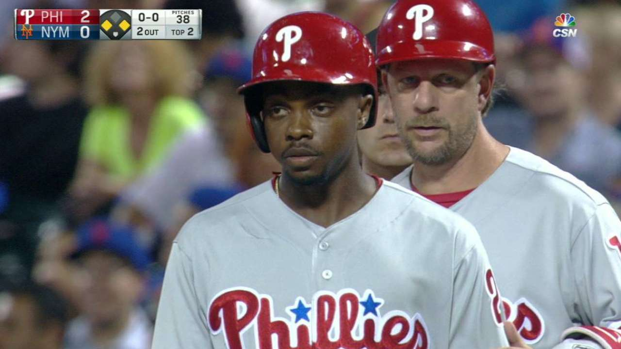 If Phils add OF, Quinn likely to start in Minors