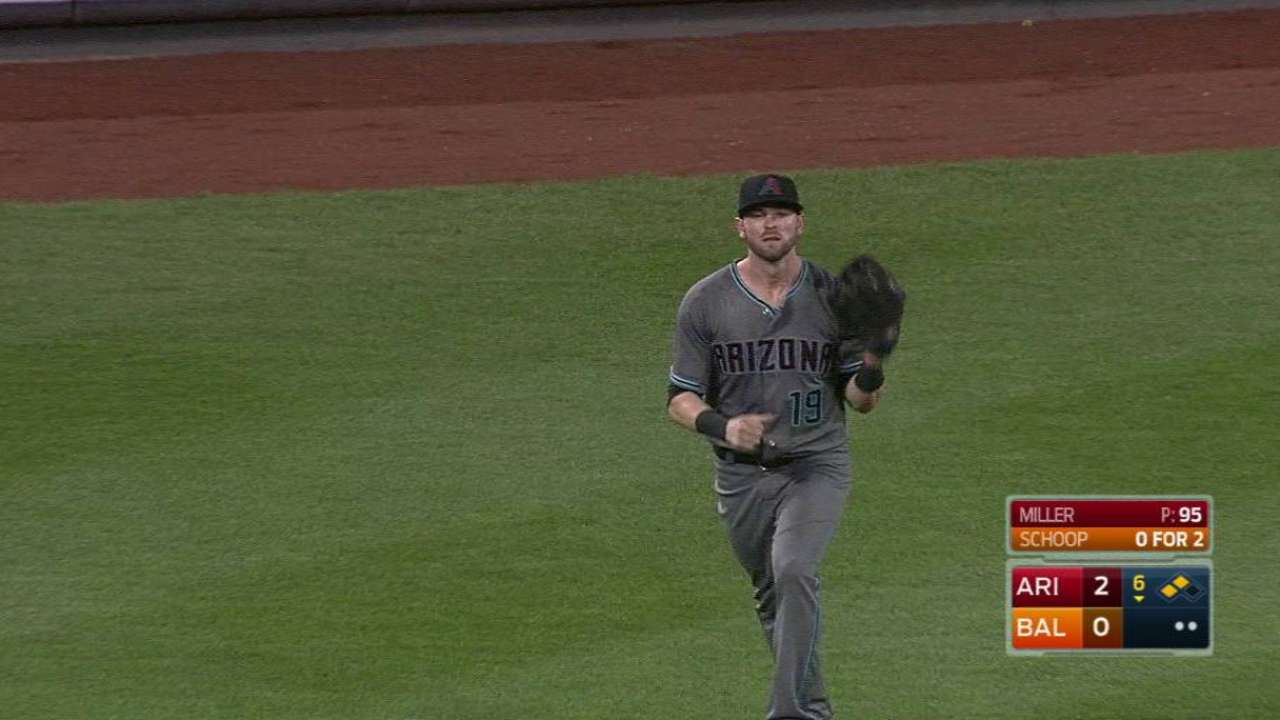 Miller gets out of the 6th