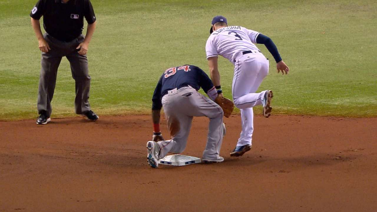 Ortiz out after challenge