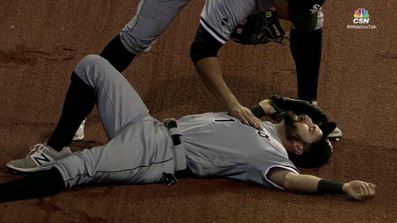 Eaton's injury
