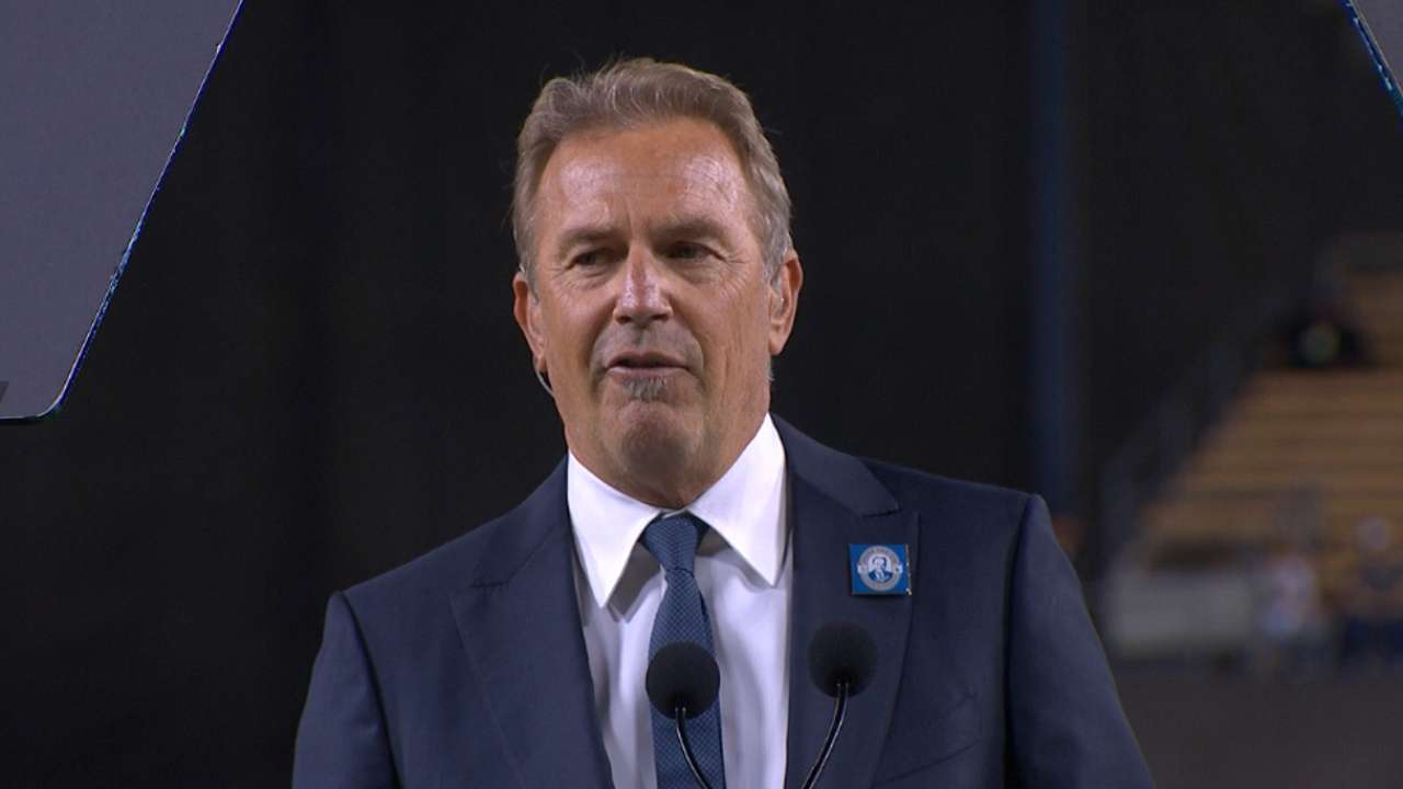 Costner on Scully's legacy