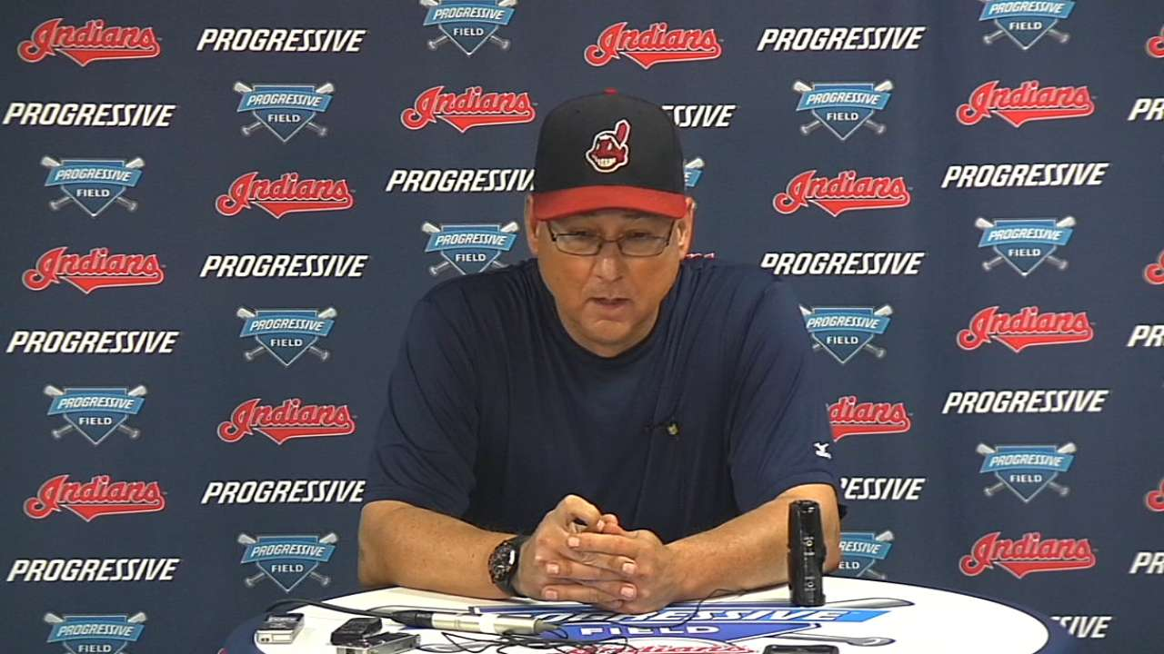 Excitement high with Tribe on cusp of clinch