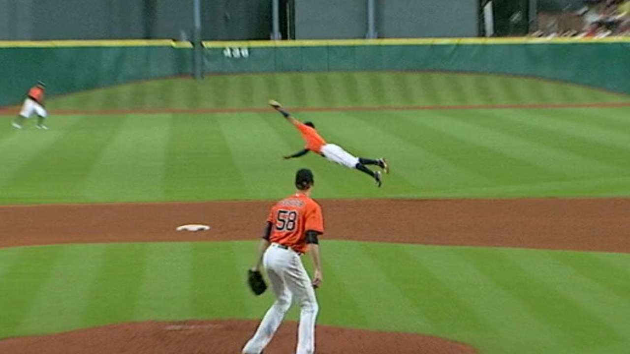 Correa's defensive clinic
