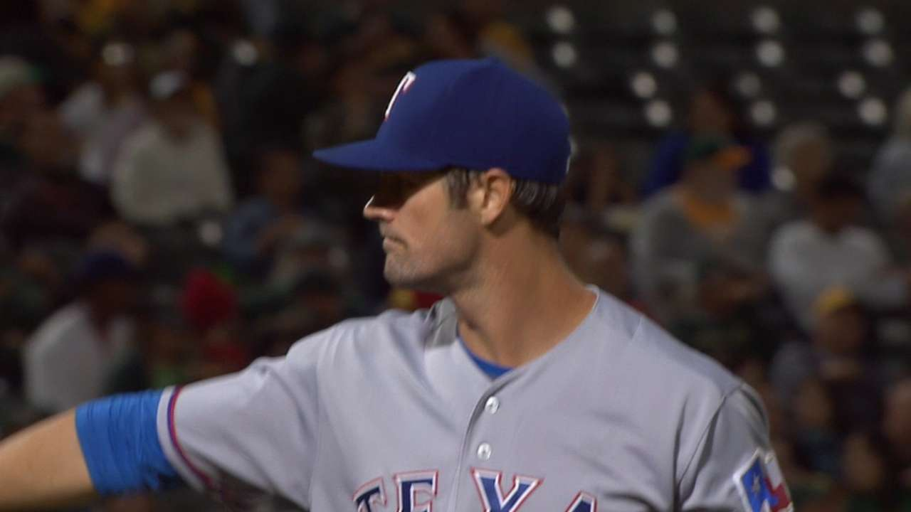 Hamels earns 15th victory