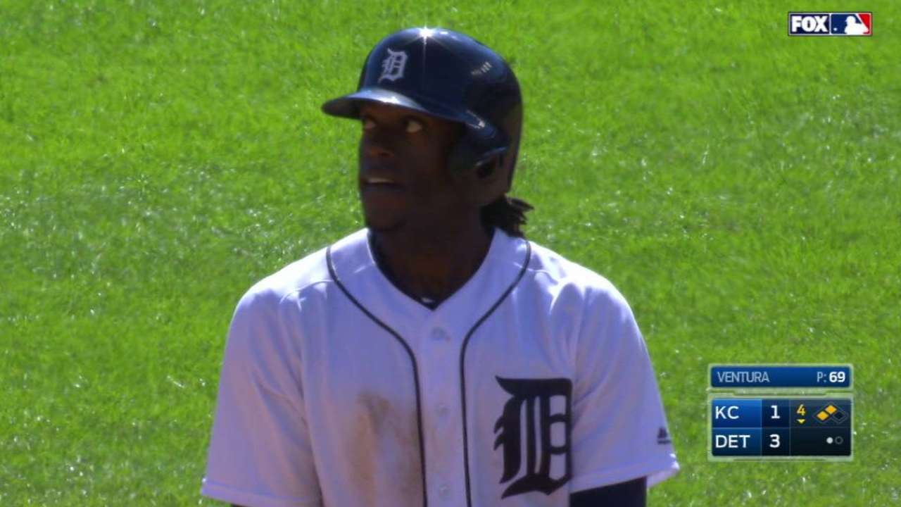 Maybin's second RBI single