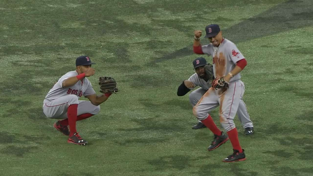 Red Sox guaranteed at least Wild Card berth