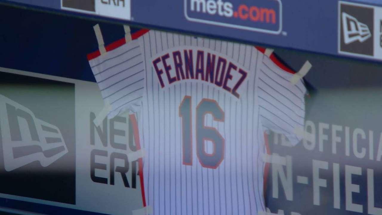 Fernandez remembered at Citi
