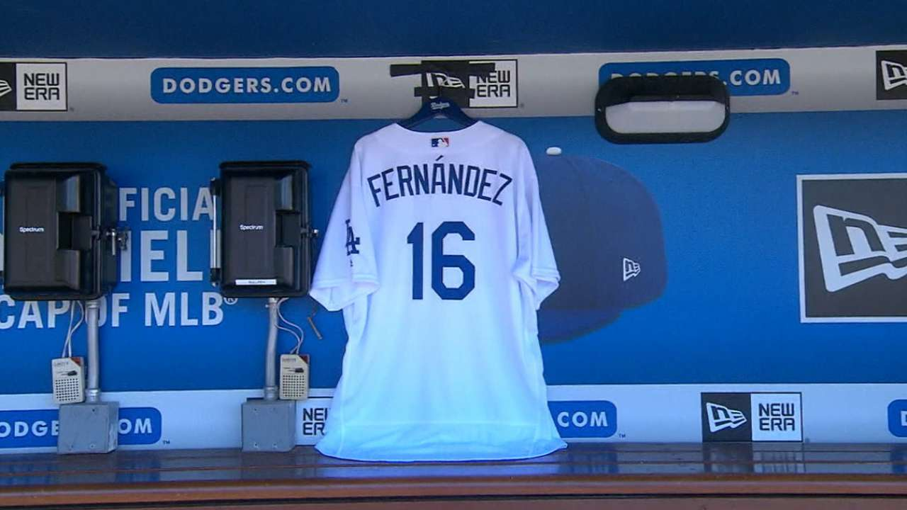 Scully remembers Fernandez