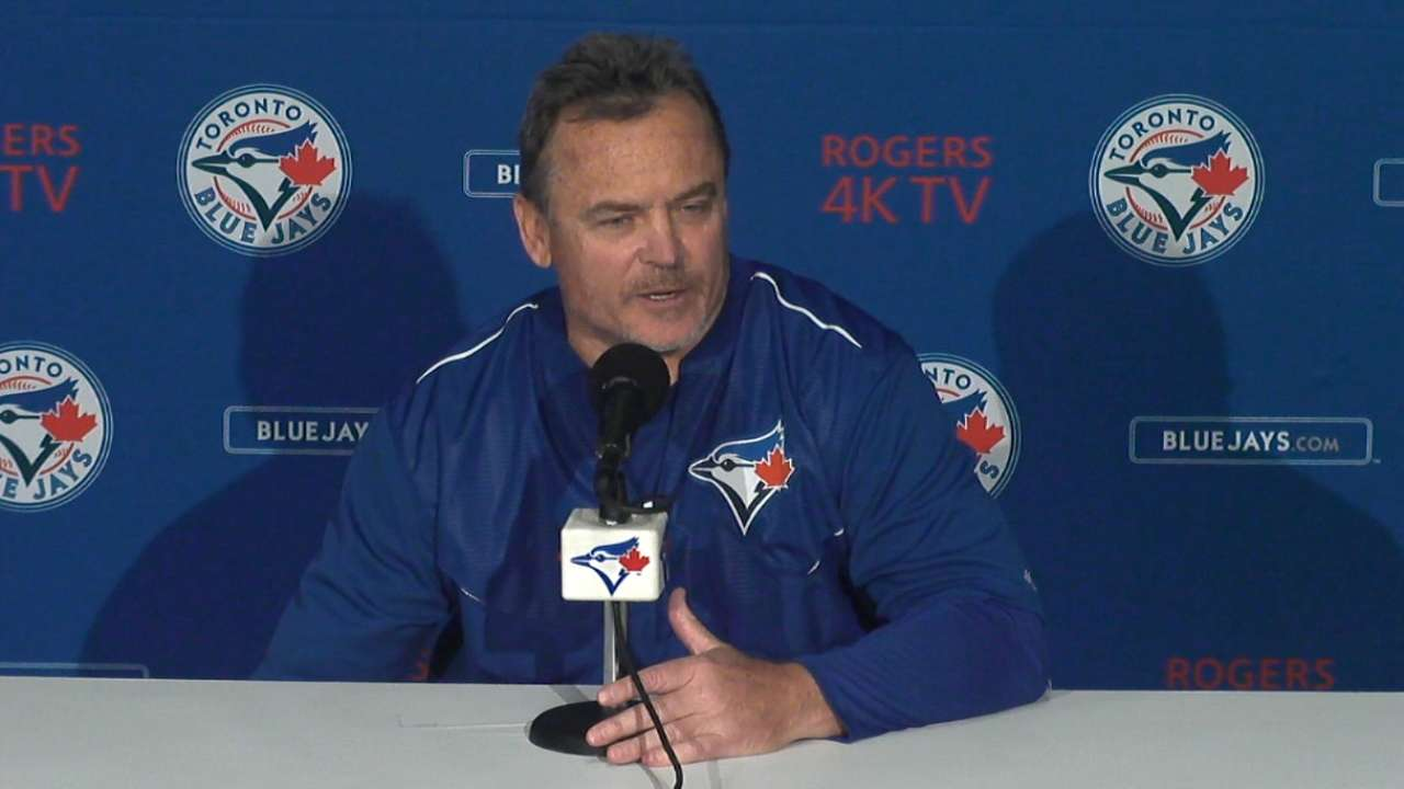 Gibbons on win over Yankees