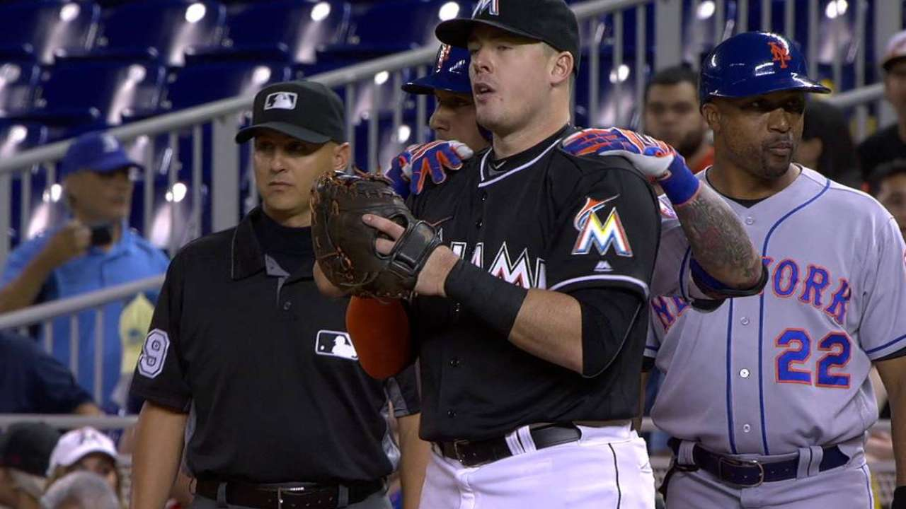 Bour gets comforted