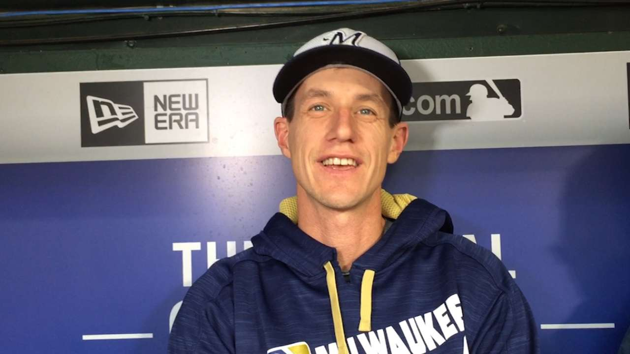 Counsell on former Brewers