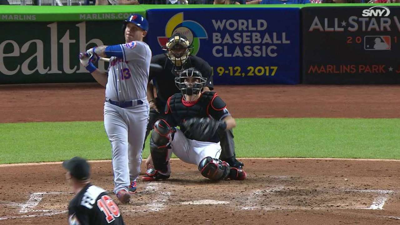 On night to reflect, Mets out of sync from start