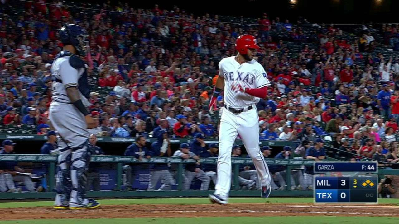 Gomez's RBI single