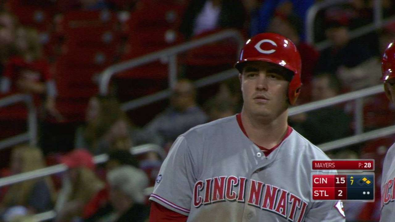 Selsky's fifth hit plates Duvall