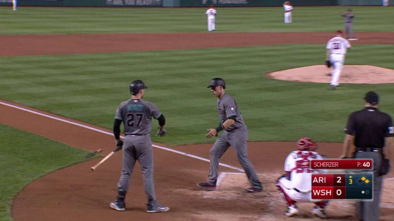 Castillo's RBI double