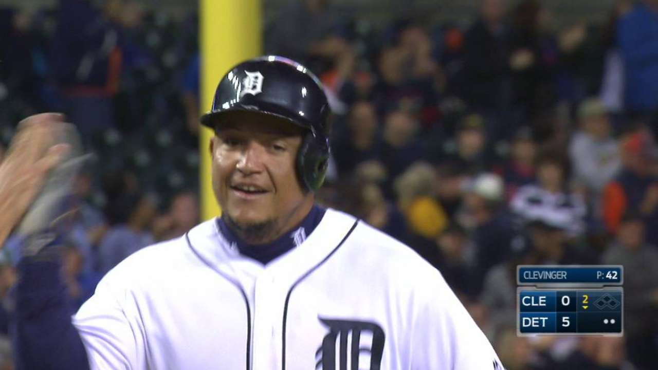 Tigers Rout Cleveland 12-0, Pull Within 1 Game of Wild Card