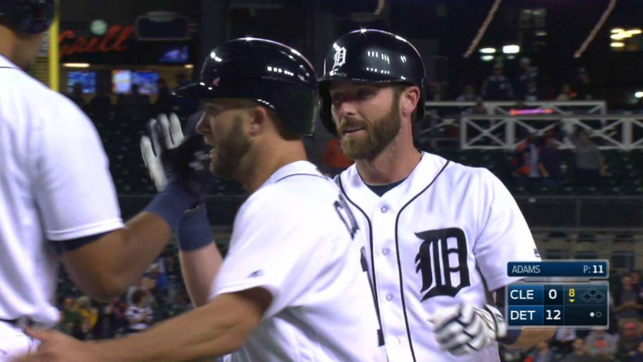 Tigers maintain streak, agree to deals with six