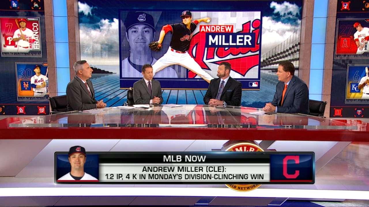 MLB Now on Miller's impact