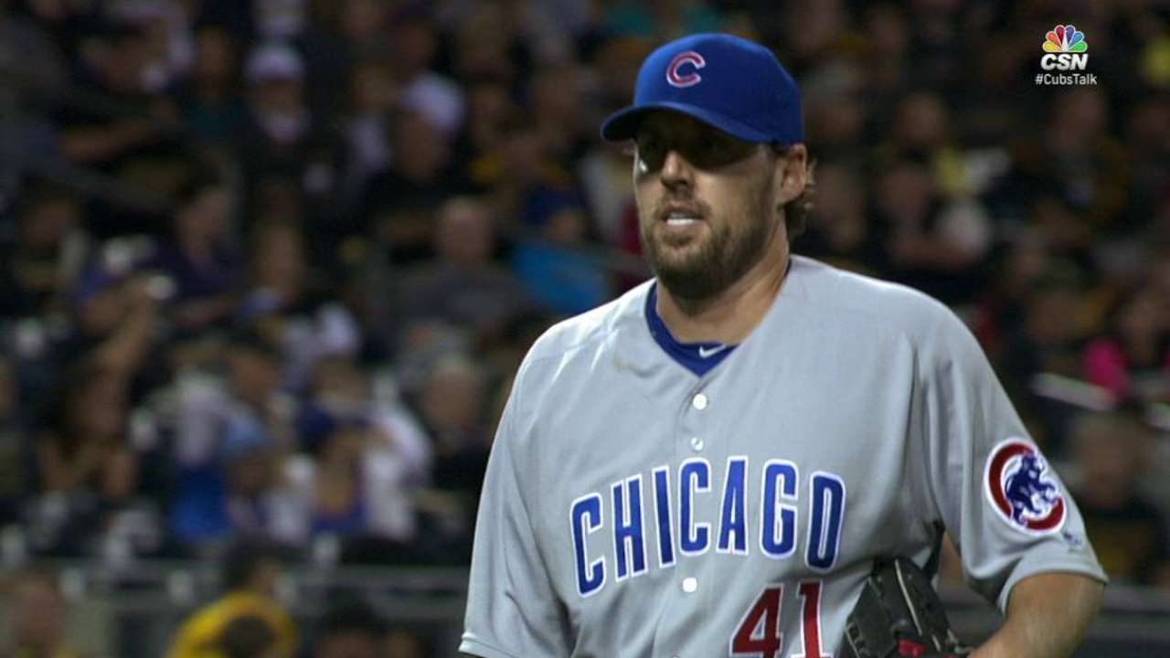 Lackey's solid start a tuneup for October