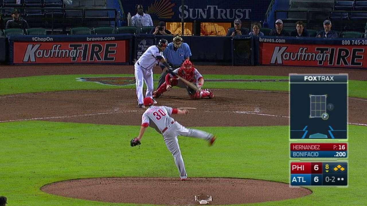 Bonifacio rejoins Braves on Minor League deal