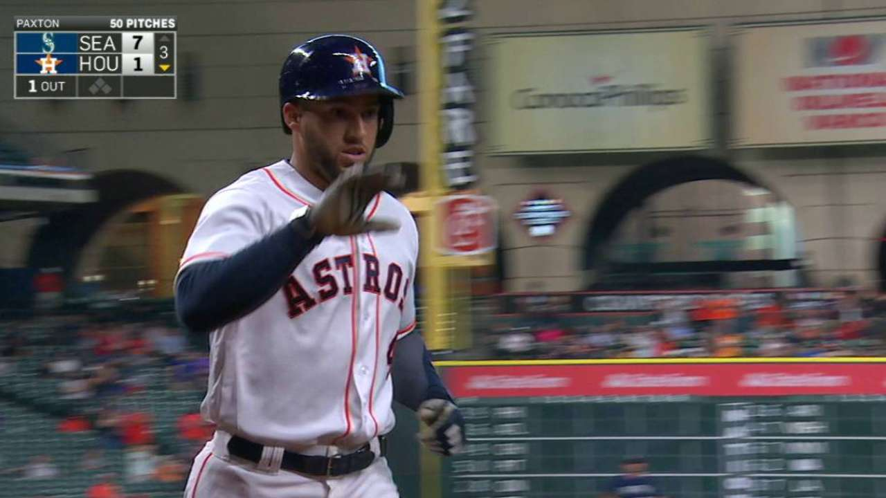 Astros endure AL WC setback in home finale