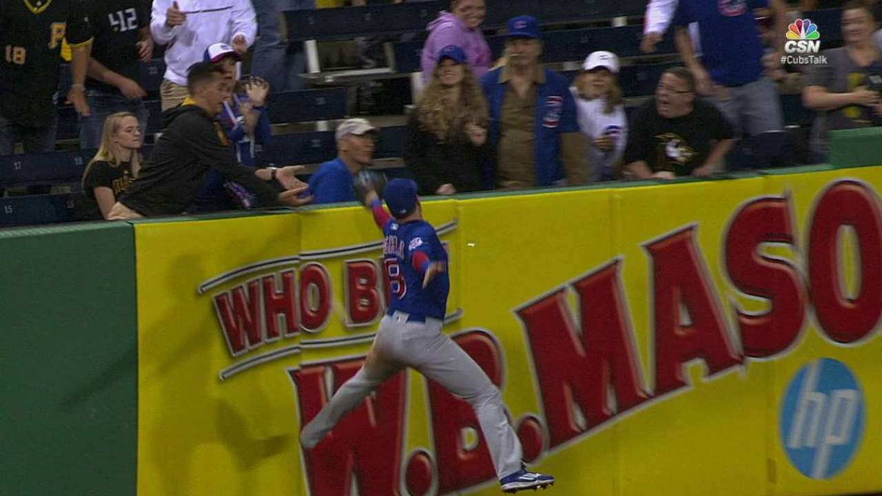 Coghlan day to day with mild left ankle sprain