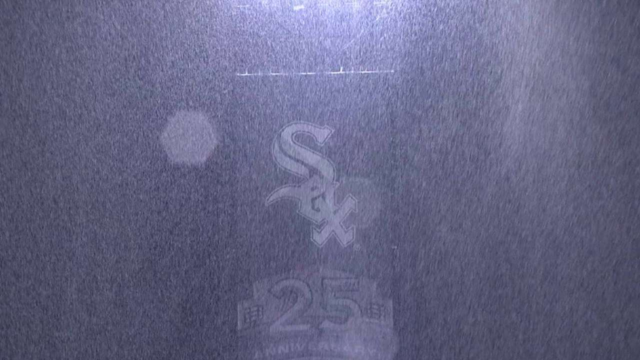White Sox-Rays delayed twice due to rain