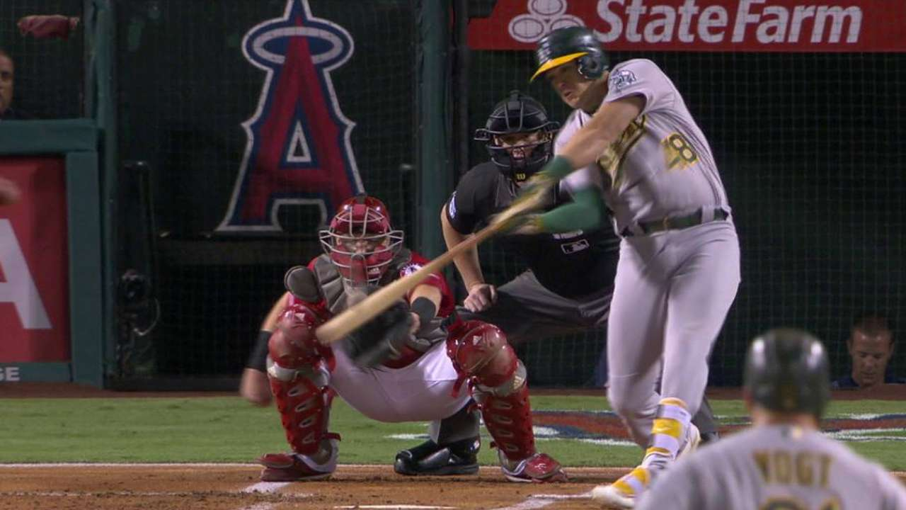A's must decide how young they want to go in 2017
