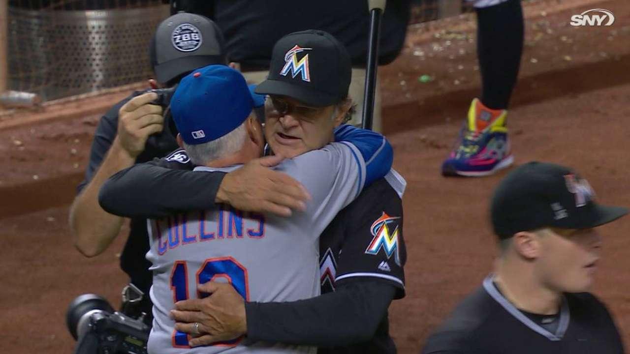 Collins embraces Marlins