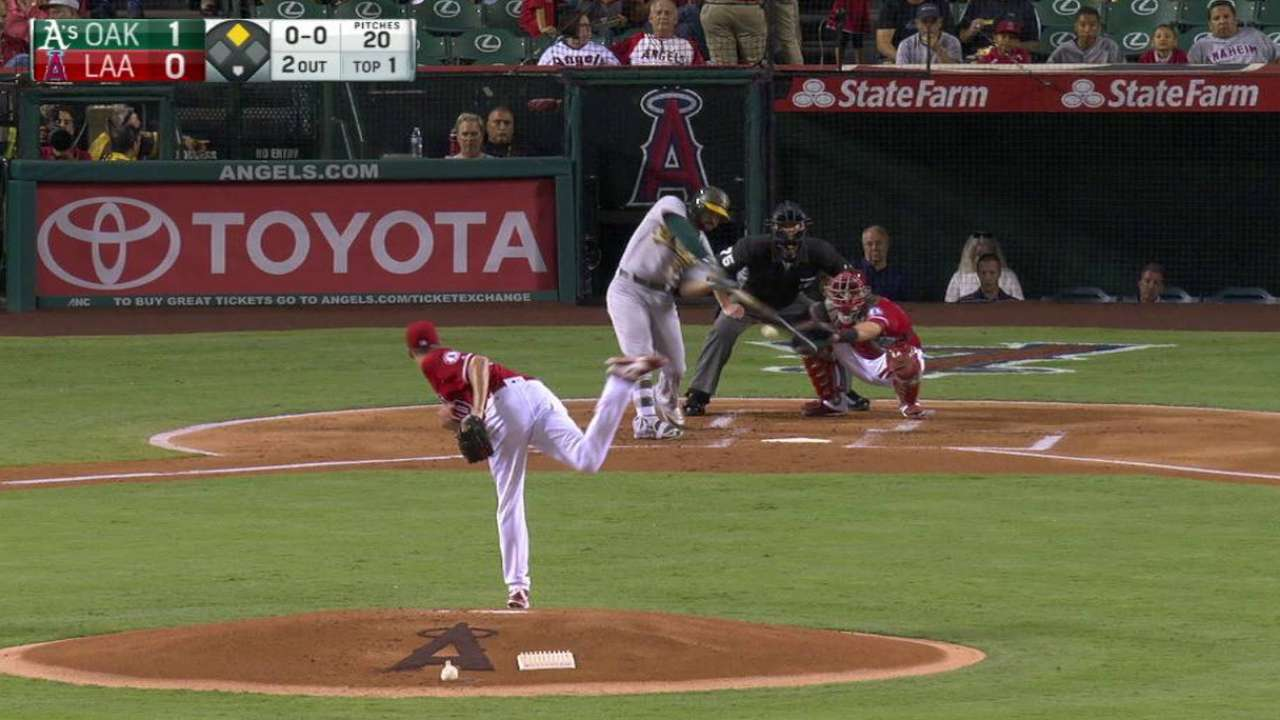 Alonso's RBI single to right