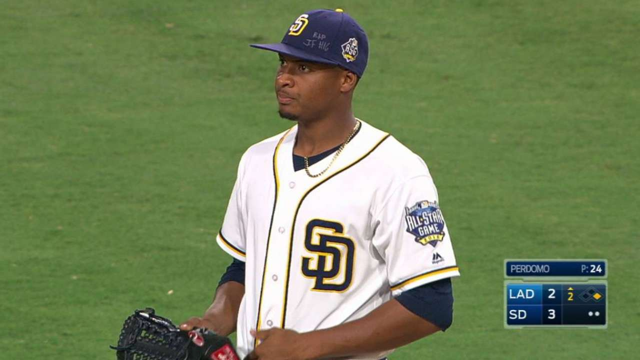Inbox: What will Padres' starting 5 look like?