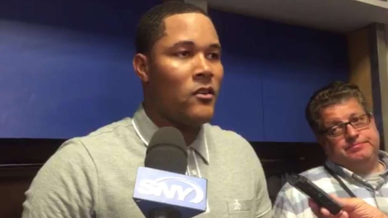 Familia on earning 50th save