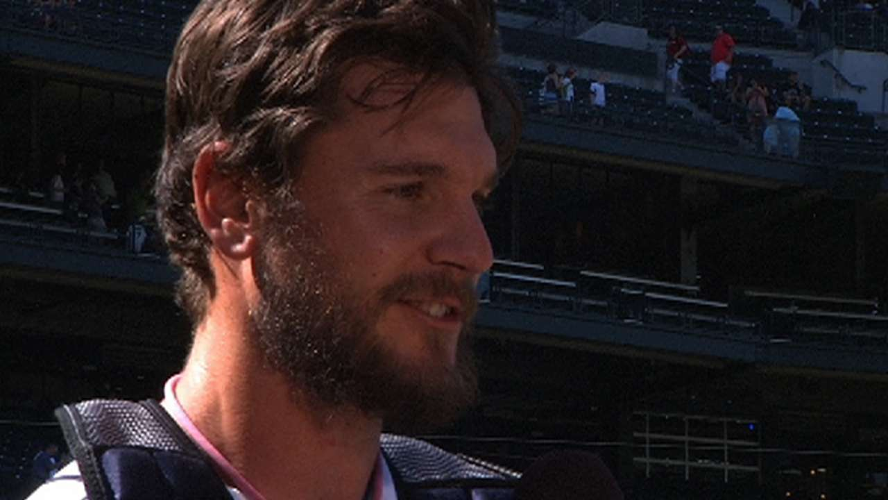 Jaso on catching perfection