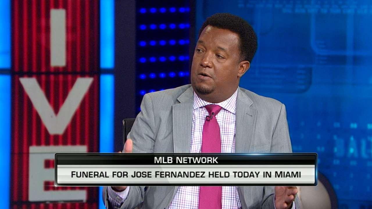 MLB Tonight on Jose Fernandez