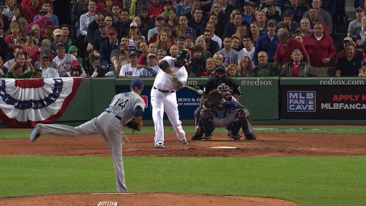 A force at 40: Ortiz finishing career with a flourish