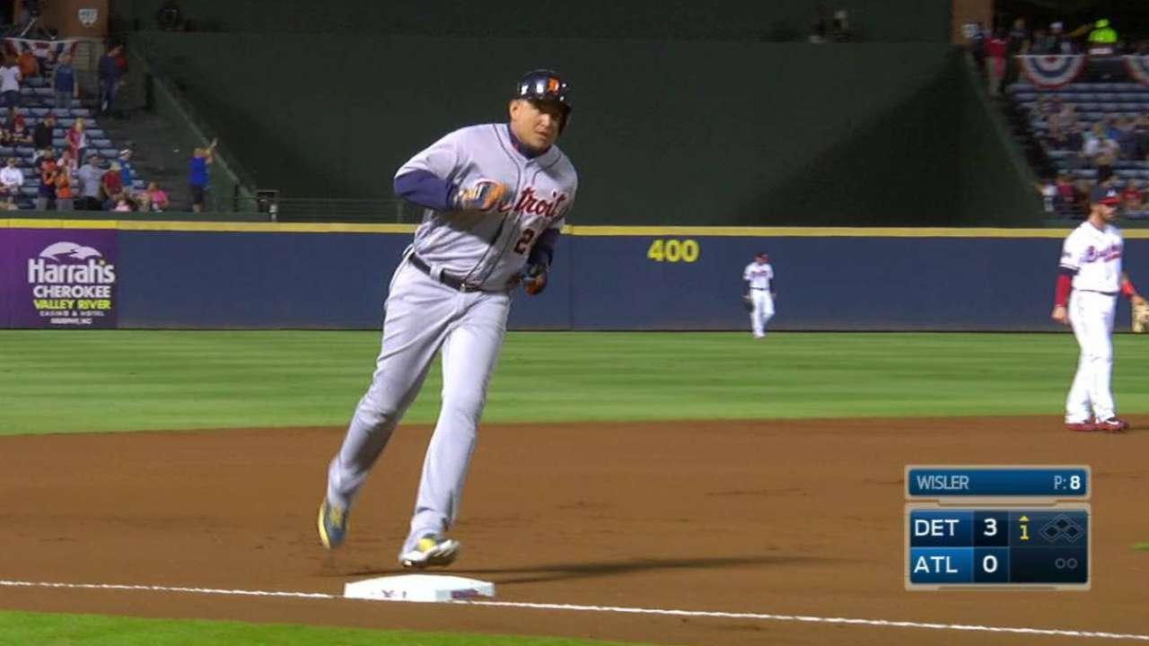 Cabrera's two-run tater