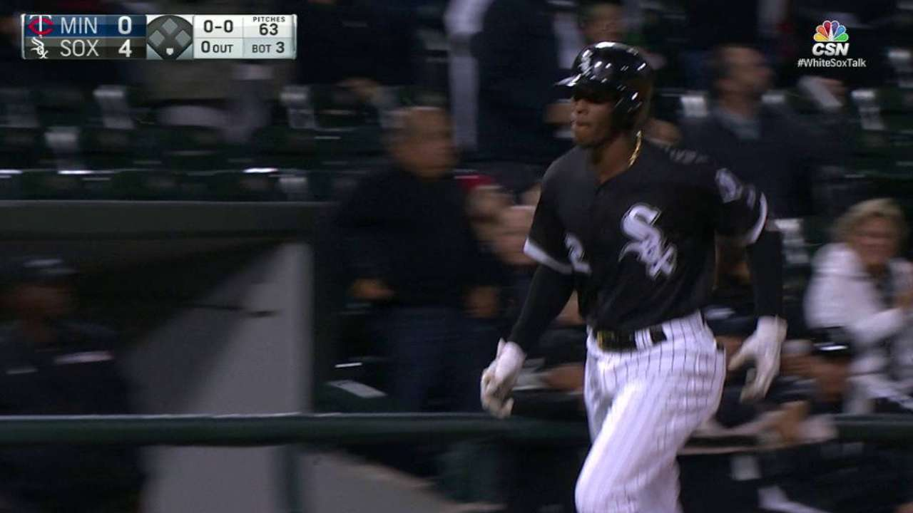 Anderson a key part of White Sox rebuild