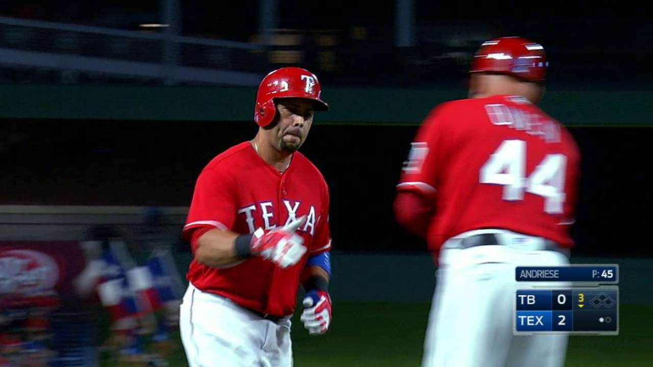 Beltran: World Series win is 'what drives me'