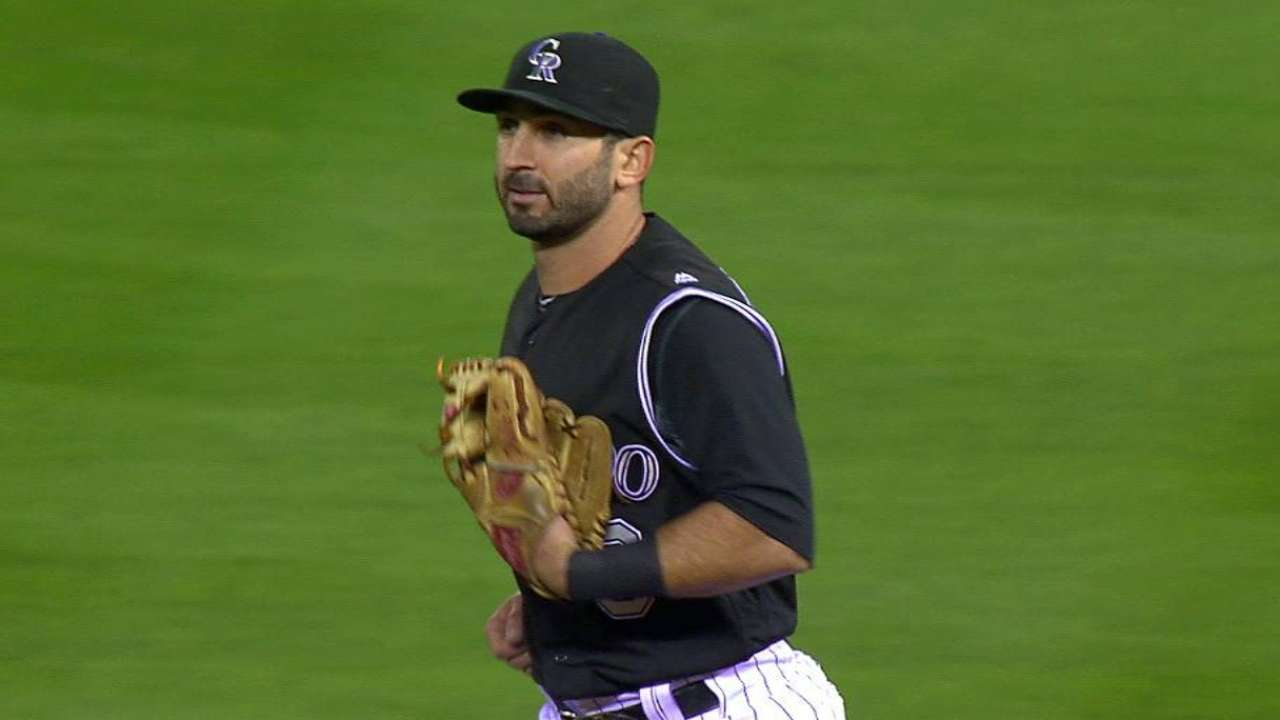 Weiss out to ensure LeMahieu's batting title