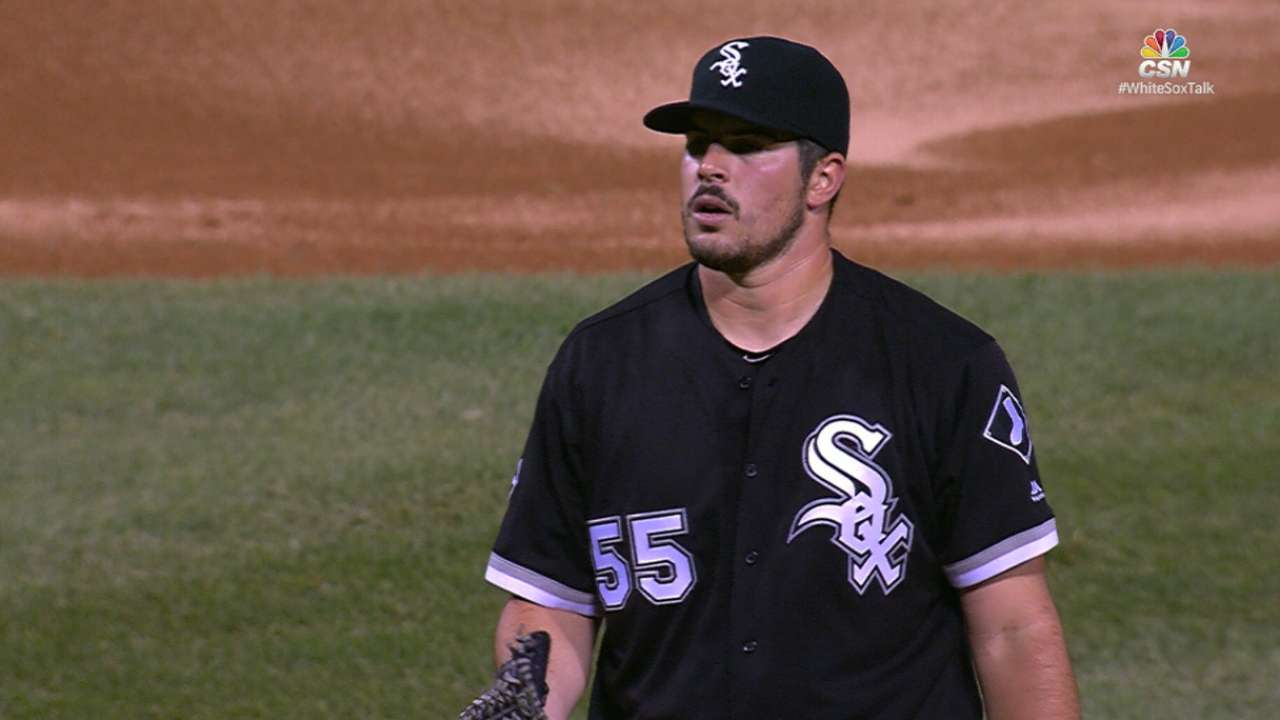 White Sox win behind Rodon's record-tying start