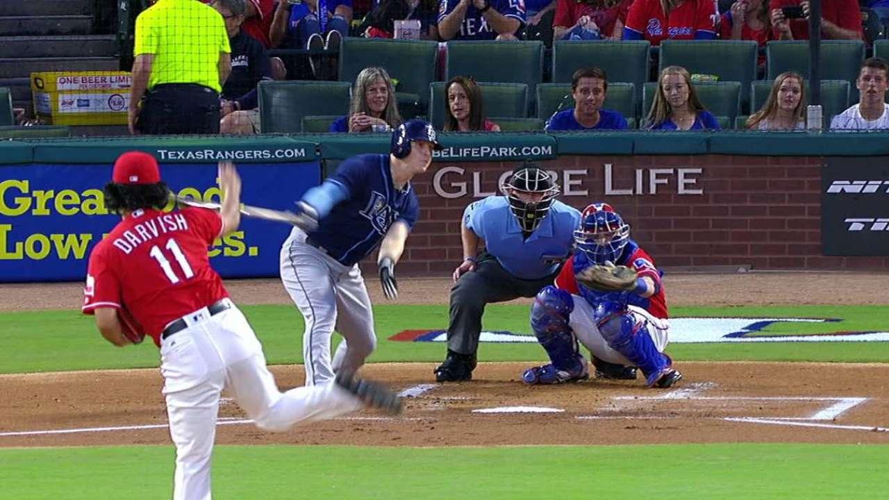 Dickerson's terrific at-bat