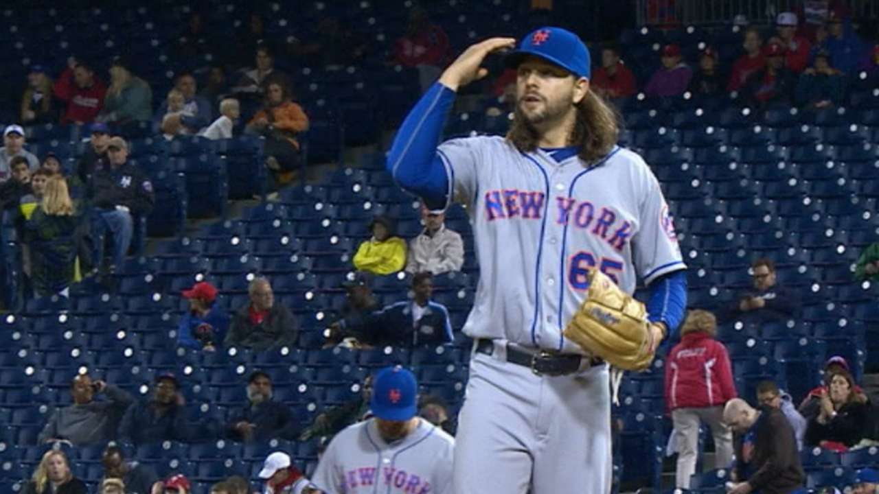 Mets have pair of X-factors in Gsellman, Lugo