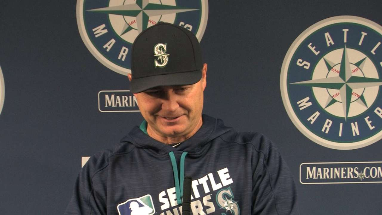 Servais on Mariners' win
